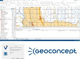 Module Atlas pour Geoconcept 8 en version bêta